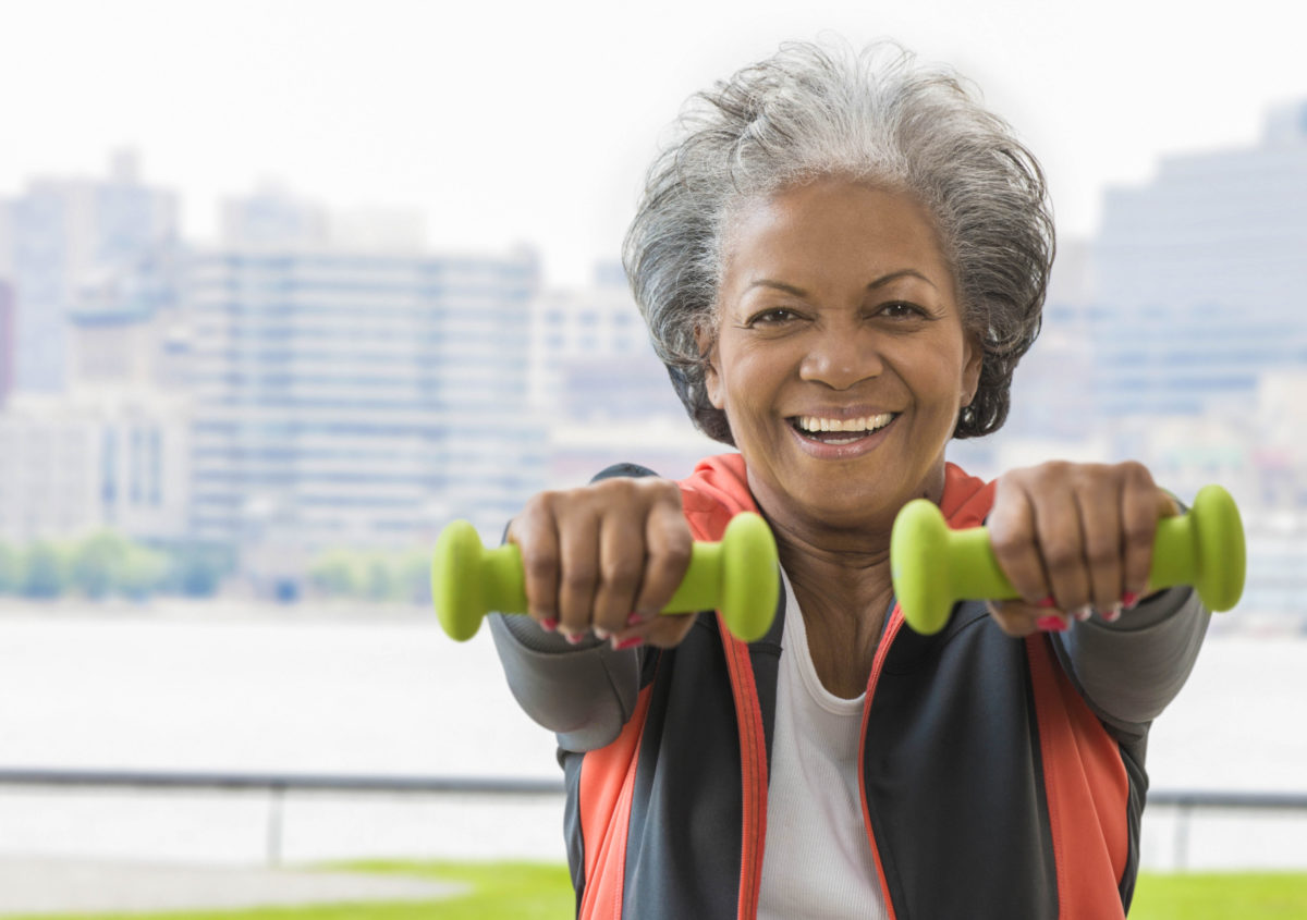 Ways older adults can stay healthy and safe