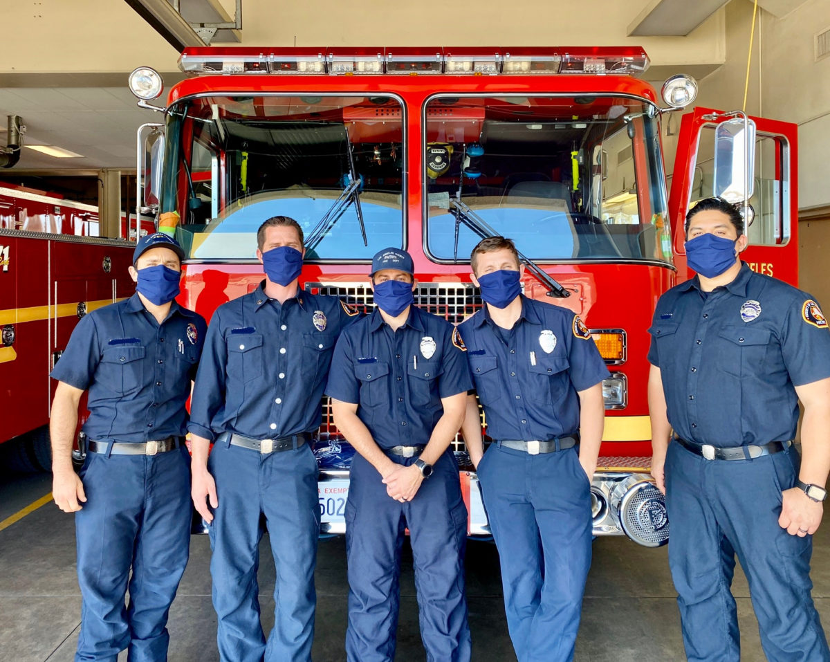 Making a difference, one mask at a time