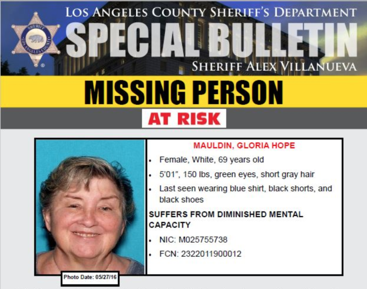 UPDATE: Missing Valencia woman found