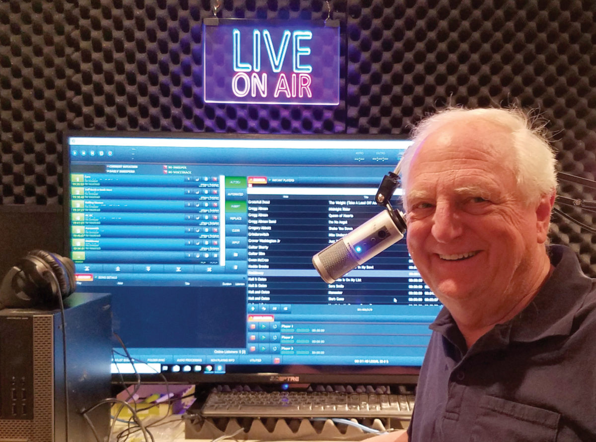 Local artists featured in new radio show