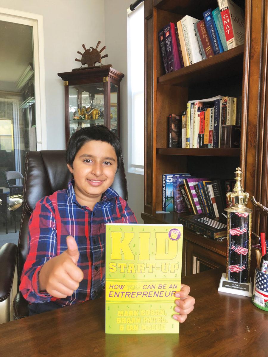 Community: Santa Clarita 9-year-old wins 'Readers of L.A.' video contest