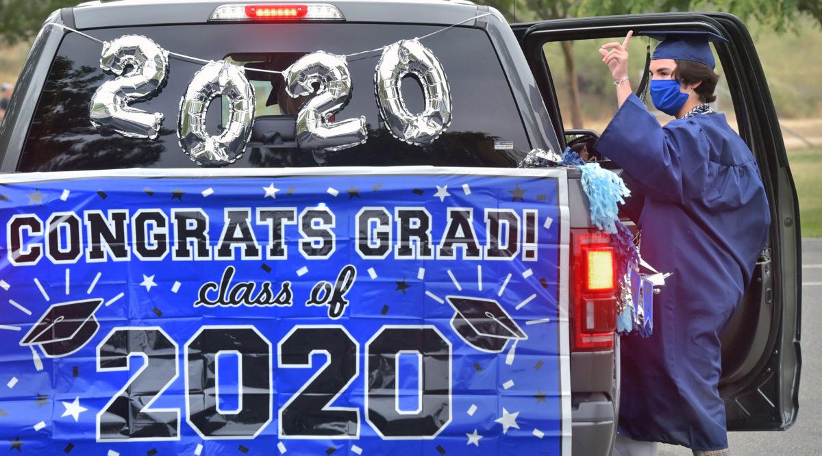 Centurions' Class of 2020 celebrates virtual graduation