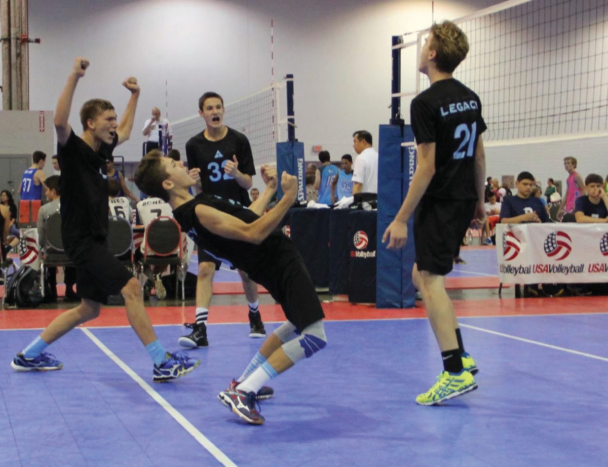Legacy Volleyball Club ready for return to action
