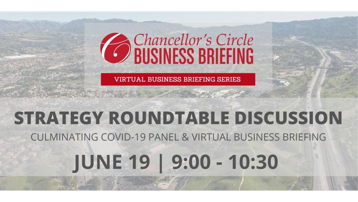 Chancellor's Circle to host culminating COVID-19 roundtable