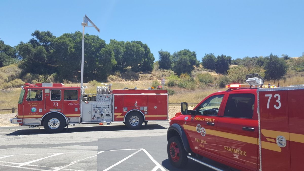 Hiker airlifted from Whitney Canyon Park to hospital