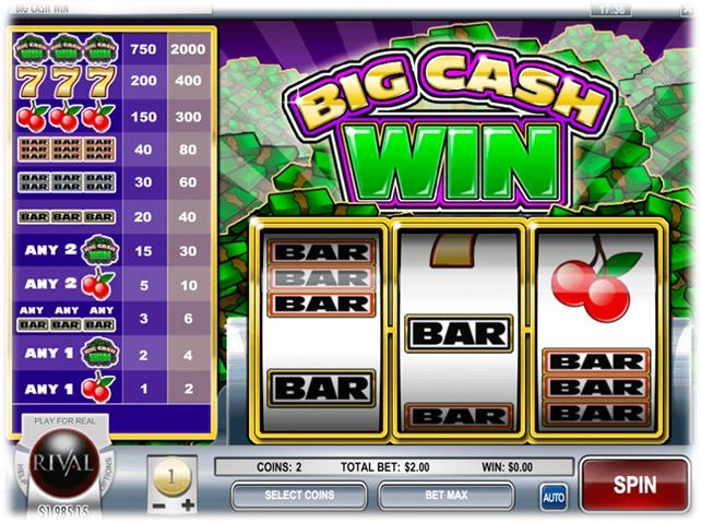 Table Games - Wildhorse Resort & Casino Slot Machine