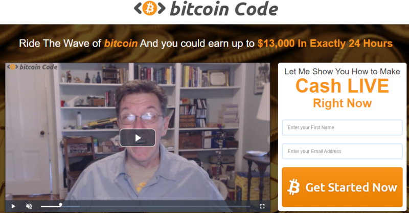 Bitcoin Code App Reviews 2021 [Real or Hoax]: Login & How to Download?