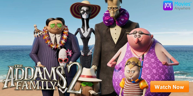 """Watch """"The Addams Family 2"""" Full Movie: How to Watch """"Addams Family 2021""""  Online Streaming at Home?"""