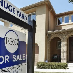 House for sale on Graham Lane in Santa Clarita. Dan Watson/The Signal