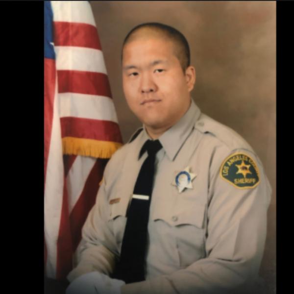 Deputy Soo Kim. Photo courtesy of the Los Angeles County Sheriff's Department.
